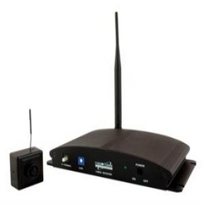 VCT MXR-5842C  Indoor wireless camera/receiver kit, 3.7mm pinhole, 1000 ft line of sight
