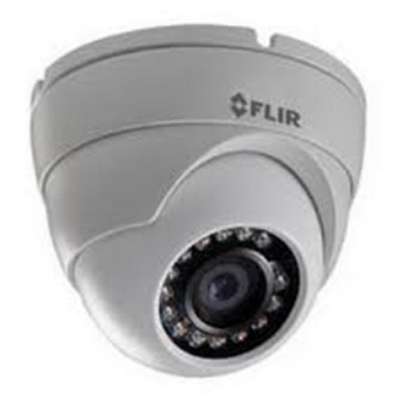 Mini Eyeball Dome, 2.1MP, 1080P@30fps, 3.6mm, IR LED's, POE / 12V, ONVIF, dual streaming