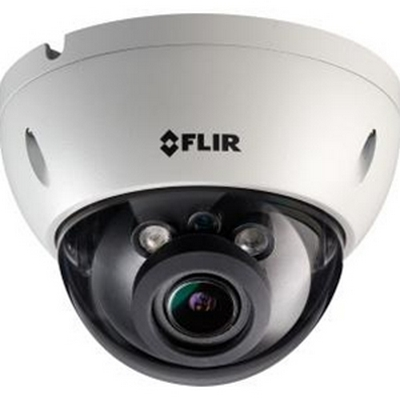 Motorized VF V.Dome, 3MP, 3MP@20fps, 2.8-12mm, IR LED's, POE / 12V, ONVIF, dual streaming