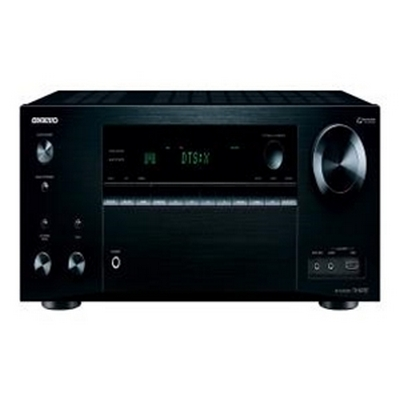 Onkyo TX-NR656 7.2-channel home theater receiver with Wi-Fi®, Bluetooth®, Apple® AirPlay®, and Dolby Atmos®