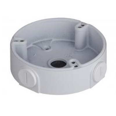 Dahua Material: Aluminum,Color: White,Dimension: f161mm*38mm,Weight: 0.45Kg Junction Box PFA138