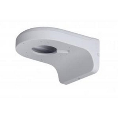 Dahua Material: Aluminum,Color: White,Dimension: 160mm*122mm*76mm,Weight: 0.50Kg Wall Mount Bracket PFB203W