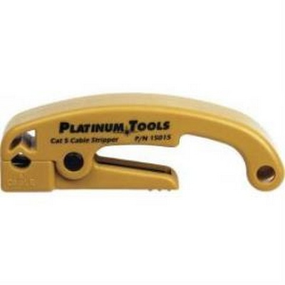 Platinum Tools 15015C Cat5/6 Cable Jacket Stripper.  Clamshell.