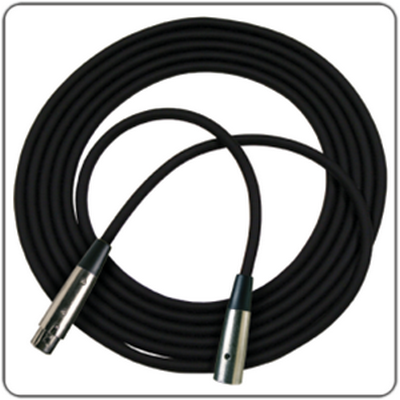Rapco 3 Foot M/F XLR Mic Cable