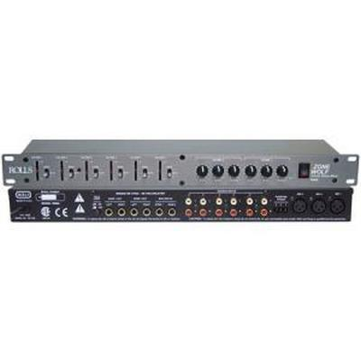 Rolls Audio RM-68 MixMate 3 Mic/Source Mixer