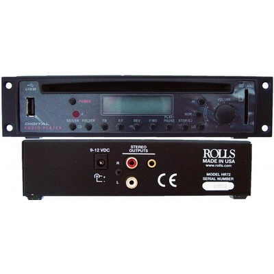 Rolls HR72 CD/MP3 Disc Player