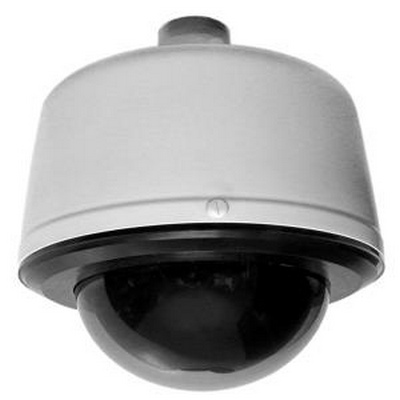 Spectra dome, 23X , Outdoor, pendant mount, clear lower dome