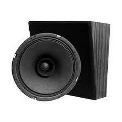 Speco WB8670 Wall Baffle w/ Speaker (6 oz Magnet) & 70V Transformer