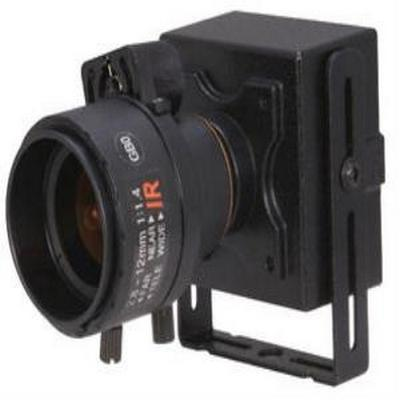Speco WDR700VF Miniature Pixim Based ATM Camera with 2.8-12mm Auto Iris VF Lens