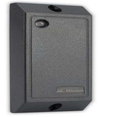 Multi Protocol Mullion Mount, 125KHz Prox Reader