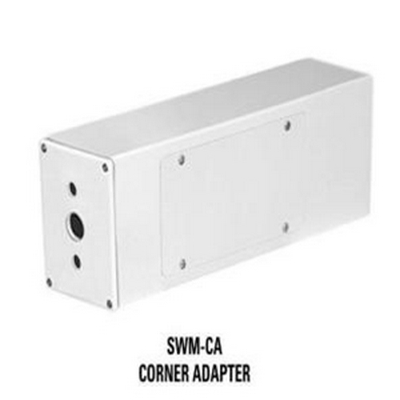 Corner mount adapter for Spectra dome PTZ