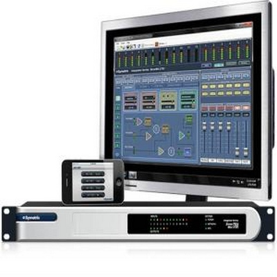 SYMETRIX 761 INTEGRATOR ZONE MIX: PAGING