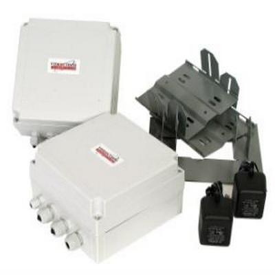 Video Comm Technologies TC-5808  5.8GHz Desk top 8 channel transmitter & rec kit- range to 100 ft indoor.