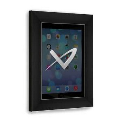 Vidabox iPad mini / mini w. Retina Display On-Wall Mount / Frame / Permanent Dock / Kiosk Display