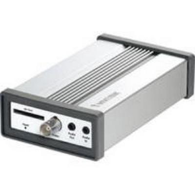 Vivotek VS8102 Single Channel H.264/MPEG-4/MJPEG Vid Serv w/PTZ & 2-Way Audio