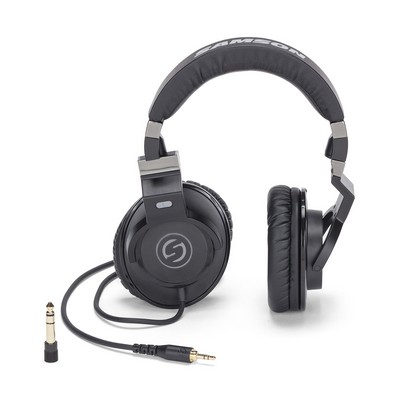 Samson Z35 Studio Headphones (Closed-Back, Over-Ear)