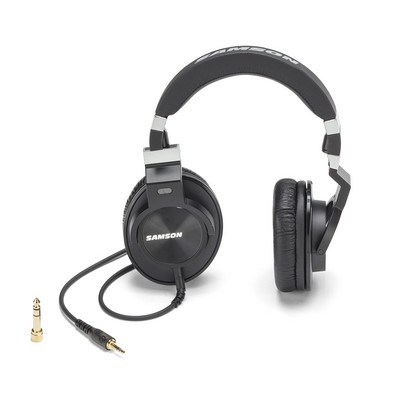 Samson Z55 Professional Reference Headphones (Closed-Back, Over-Ear)