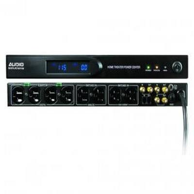 AUDIO SOLUTIONS  8 OUTLET POWER SOLUTION 2160 JOULES REMOTE 12V TRIGGER