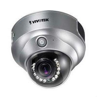Vivotek FD8161  2MP Day/night IP Interiod dome camera, 3-9mm, IR