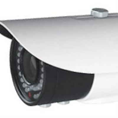 3MP IP IR Bullet camera 2.8-12mm, 2 way audio, 12vdc, PoE