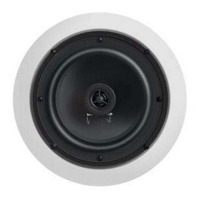 "Phasetech CS6Micro  In-ceiling 6.5"" coaxial, 1"" dome tweeter with Microflange grille"