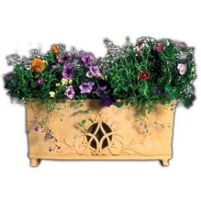 Rockustics Planter Designed to accommodate live plants, this floor planter features 2-way, 75 watt capabilities perfect for small to medium areas. 5.25