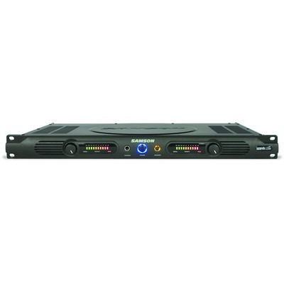 Samson Servo 120a 120 watt Power Amplifier 1U