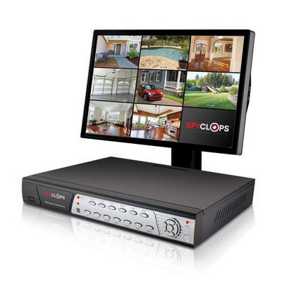 Spyclops SPY-DVR8 8 CHANNEL DVR 1TB