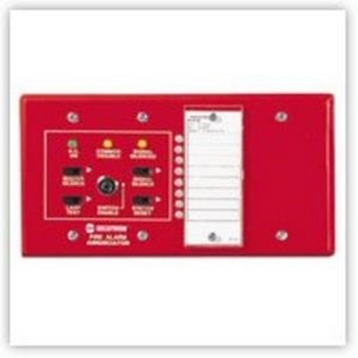 Remote Multiplex Annunciator c/w 8 Bi Colored LEDs, Red
